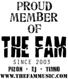 The Fam t-shirt